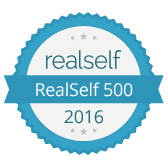RealSelf Patient Reviews Award